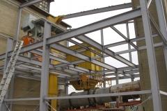 Konstrukcija industrijski objekt