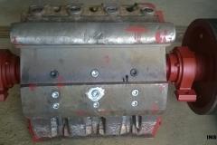 Rekunstrukcija rotorja udarnega drobilca